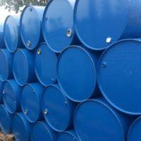 Бочка 200 литров для нефтепродуктов,растворителей в разлив (розлив)